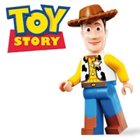 Minifigs Toy Story (23 minifigs)