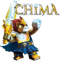 Minifigs Legends of Chima (111 minifigs)