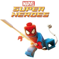 Minifigs Super Héros (Marvel) (96 minifigs)