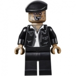 Minifig gb009 : Conducteur Zombie