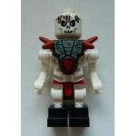 Minifig njo011 : Frakjaw (avec armure)