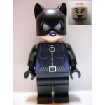 Minifig sh006 : Catwoman (6858)