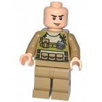 Minifig sh079 : Colonel Hardy