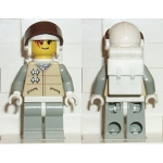 Minifig sw016 : Rebelle 1 (Hoth)