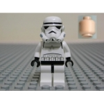 Minifig sw036a : Stormtrooper (tête claire)